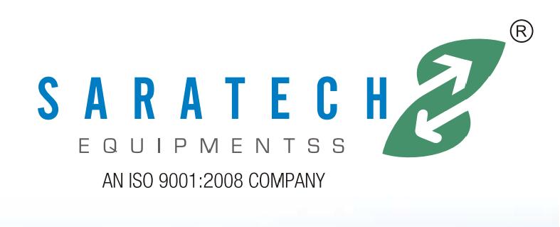 Saratech Equipmentss