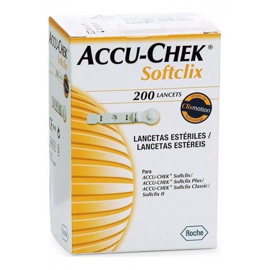 ACCU-CHEK │SOFTCLIX 200