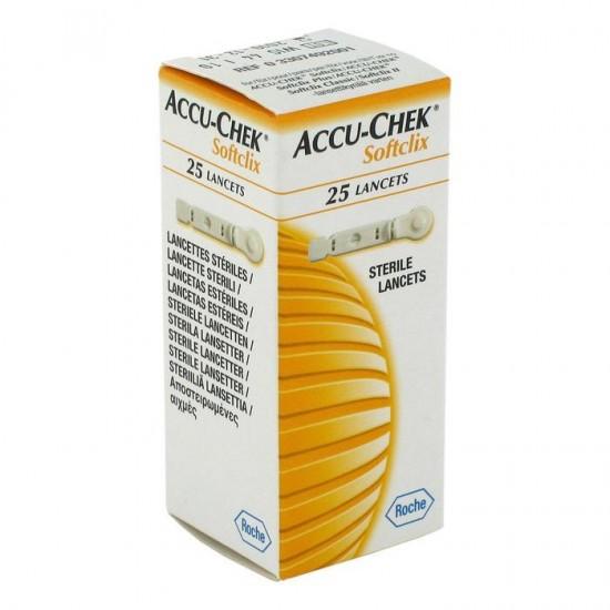 ACCU-CHEK │SOFTCLIX 25