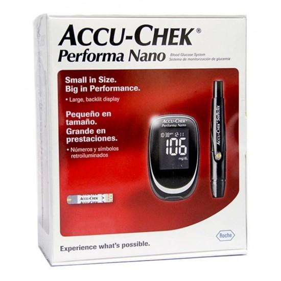 ACCU-CHEK │PERFORMA NANO